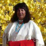Grandmother Susan Kaiulani Stanton (Haudenausonee)